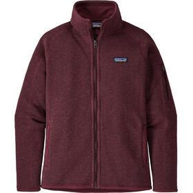 Patagonia Better Sweater Hoody Dame chicory red